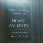 Sign in Cambridge amended by ARM [Before].